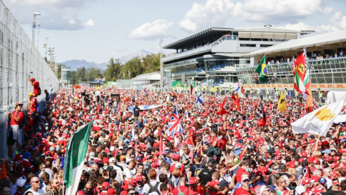Monza chiefs give update on F1 future