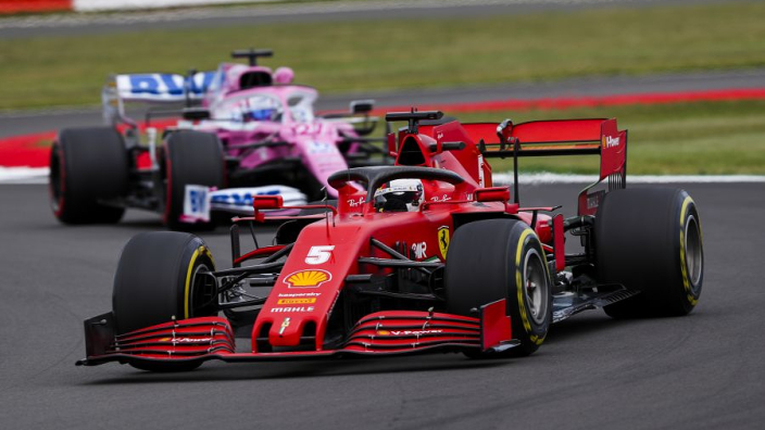 Ferrari and Renault officially appeal Racing Point; McLaren withdraw
