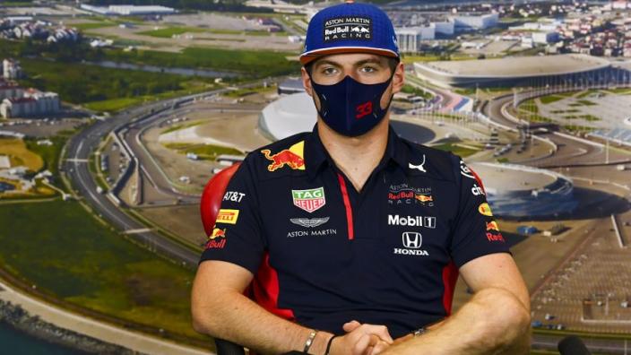 """Verstappen over 'nieuw' circuit Portugal: """"Vind het niet heel leuk"""""""