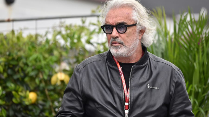 Flavio Briatore hints at future Saudi Arabia Grand Prix