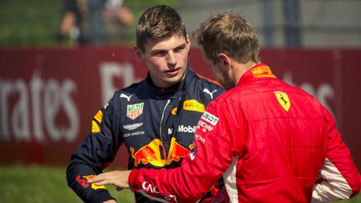 Helmut Marko: 'Duo Verstappen en Vettel? Ik zou er niet van kunnen genieten'