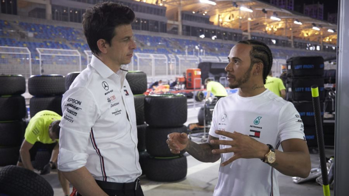 GPFans F1 Podcast #6 - Hamilton hammers home Mercedes' domination. Does F1 need to change?