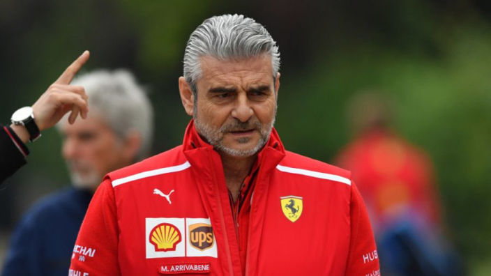 'Arrivabene removed as Ferrari team principal'
