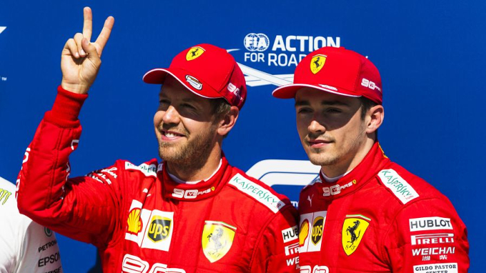 Leclerc takes blame for chronic Q3 problem