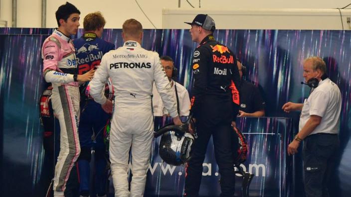 Horner: 'Tirade van Verstappen richting Ocon maakte indruk op Beckham'