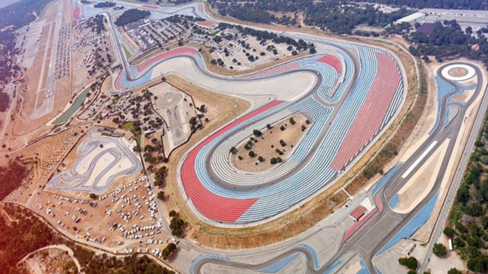 French Grand Prix Weather Forecast: Le Castellet set for scorcher