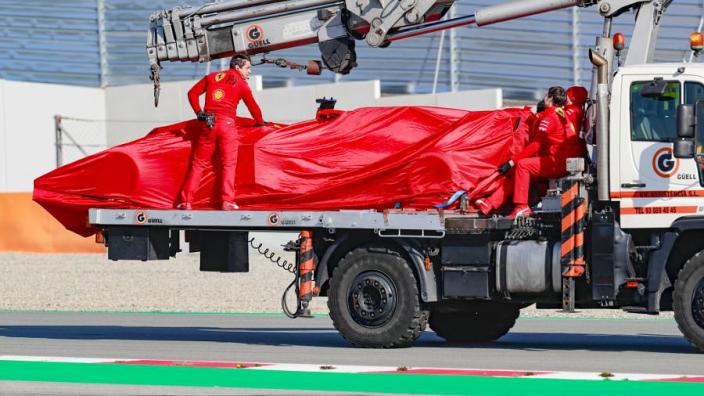 Ferrari expected painful 2020 as soon as Barcelona test