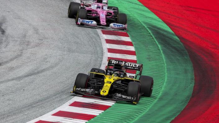 """Ricciardo over incident Stroll: """"In het vervolg zullen de stewards anders handelen"""""""