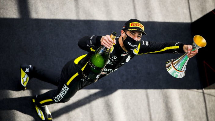 """Negative"" feelings over Ricciardo's Renault exit now in the past - Abiteboul"