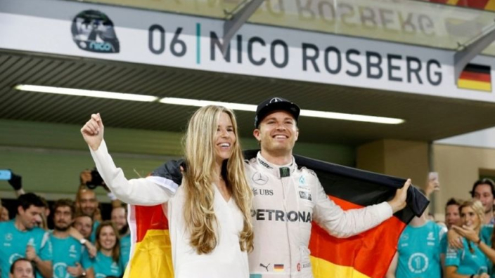 Nico Rosberg Twitter