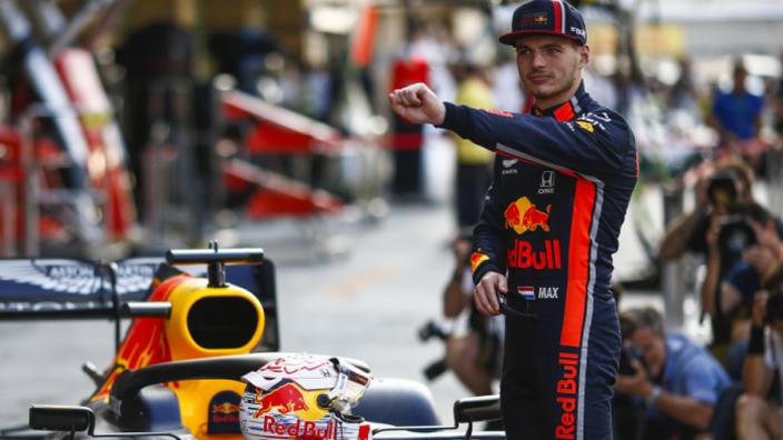 """Rosberg: """"Wie van de jongelingen als eerste kampioen wordt? Simpel, Verstappen"""""""