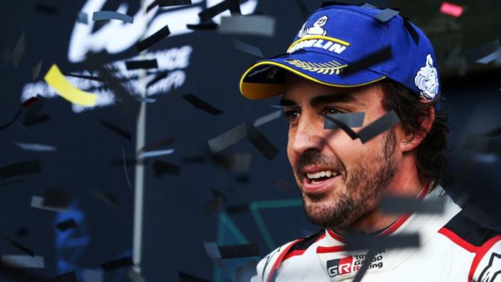 Formula E remain hopeful of recruiting Alonso