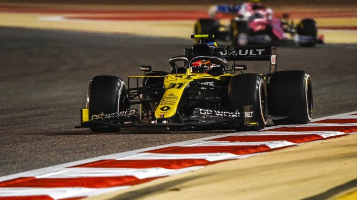 Ocon podium a warning shot to Alonso - Abiteboul