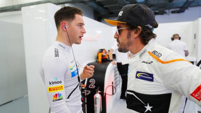 """""""Ik denk dat Stoffel één van de beste talenten is in de Formule 1"""""""