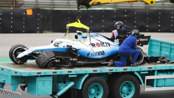 """Kubica in shock door crash: """"Had geen idee wat er gebeurde"""""""