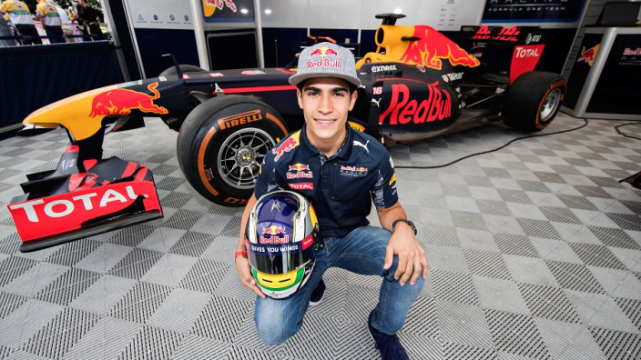 Sette Camara takes up reserve role at Red Bull and AlphaTauri