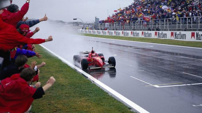 Hoe kan het dat er nog oude baanrecords staan in de Formule 1?