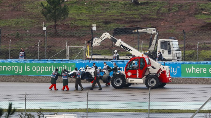 Drivers to warn FIA against repeat of Turkish GP crane incident