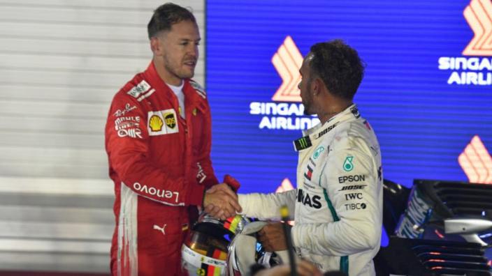 Hamilton could join Ferrari, says Croft
