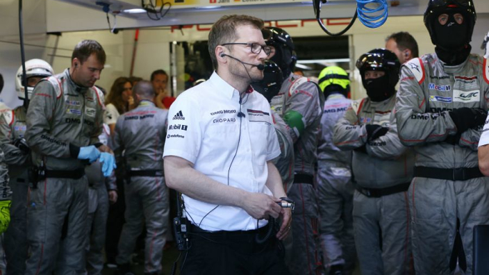 Seidl wants to lead McLaren back to the top of F1