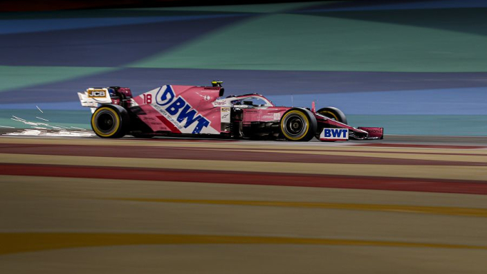 """Stroll blames """"bad call"""" for Bahrain qualifying knockout"""