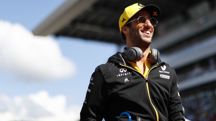 Ricciardo no regrets at Renault: 'Red Bull haven't done anything more'