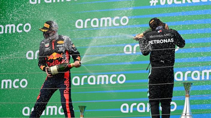 Verstappen: 'Heb geen spijt van keuzes in mijn F1-carrière tot nu toe'