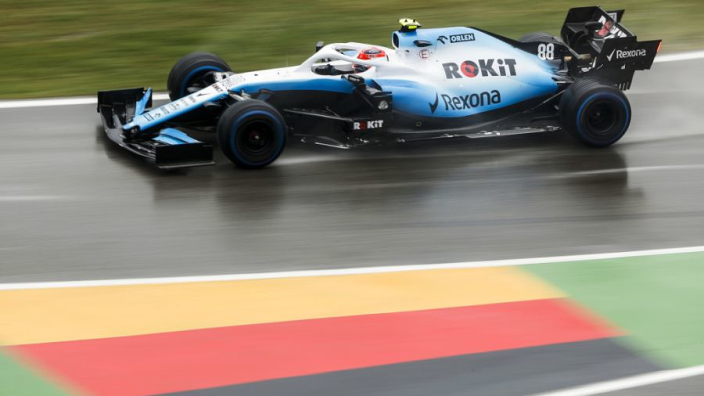 Kubica sets new F1 record with German GP point