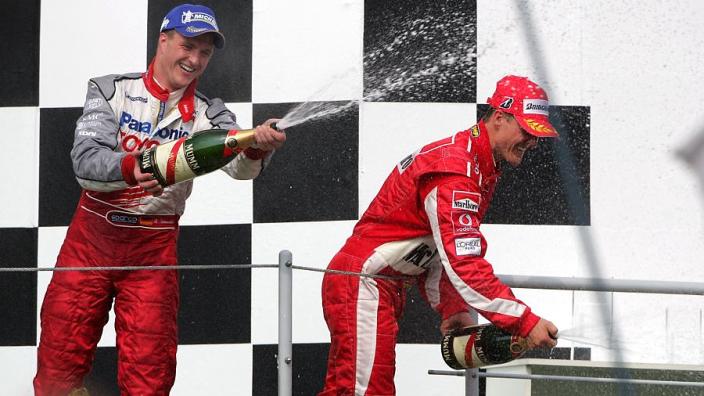 """Ralf Schumacher blij met documentaire Michael: """"Ze hebben het heel mooi gedaan"""""""