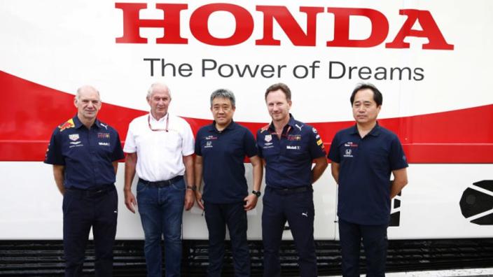 Toto Wolff: 'Red Bull met Honda beste kans op wereldtitel'