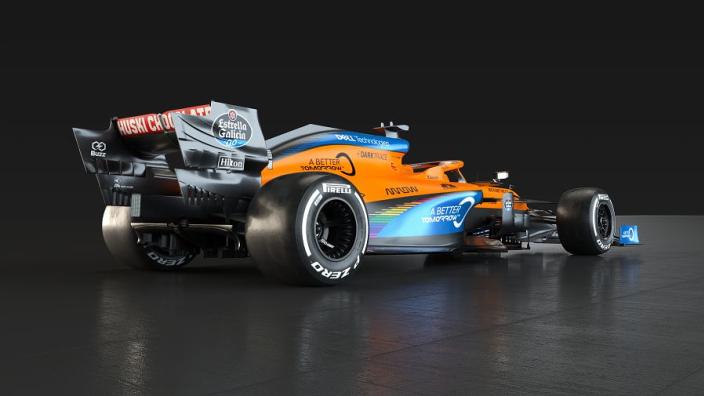 McLaren presenteert aangepaste livery voor 2020-seizoen