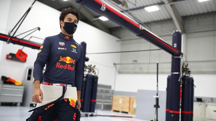 """Mitchell: """"Perez moet Verstappen ondersteunen om stoeltje te behouden"""""""