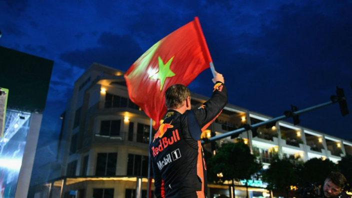 Fan backlash to Vietnam GP announcement