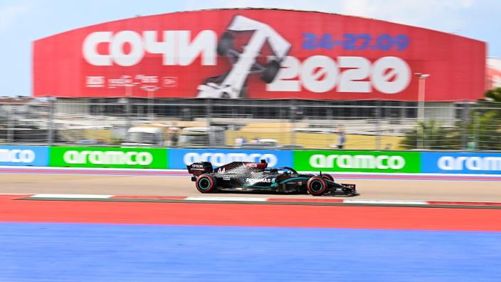 """Mercedes-motor nadeel voor Hamilton in kwalificatie: """"Onze motor kan dat niet"""""""