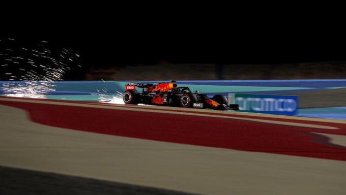 "Verstappen bemoans ""lack of rear grip"" that cost a shot at pole"