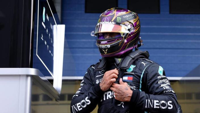 No special dispensation for Hamilton to take part in season finale - FIA