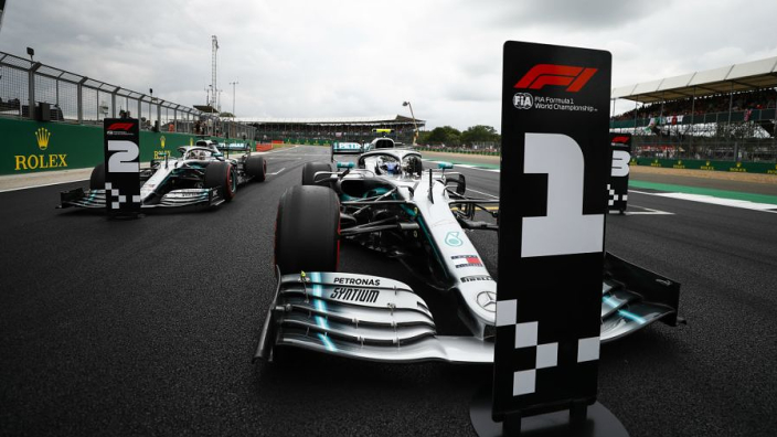 VIDÉO : L'infime écart entre Bottas et Hamilton en qualifications