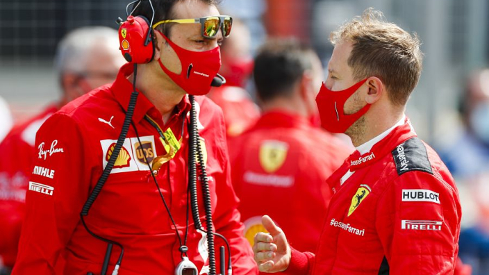 Vettel fears for exhaustion within teams in record-breaking 2021 schedule