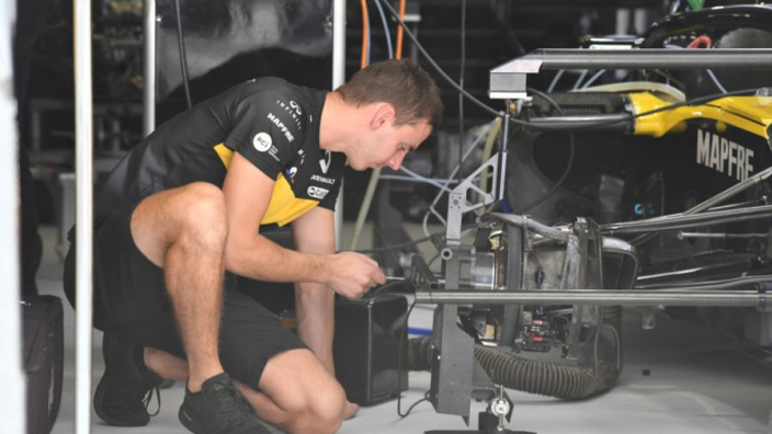 Renault maakt tijdstip bekend van onthulling nieuwe RS19