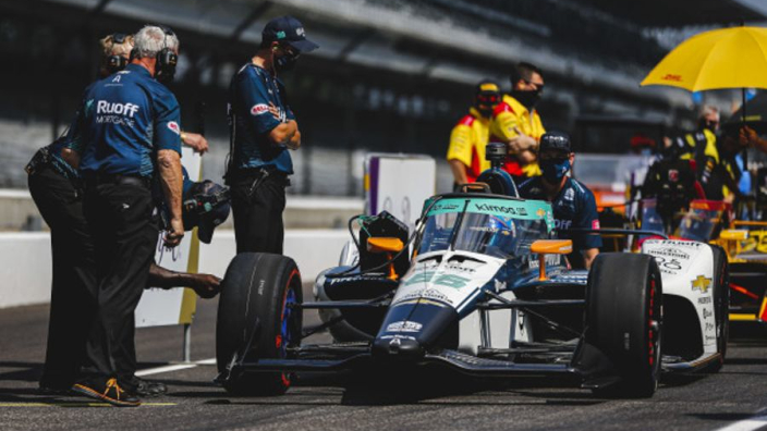 Alonso confident of mounting a challenge in the Indy 500 despite poor qualifying