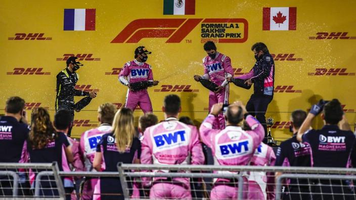 """Abiteboul over podiumplek Ocon: """"Laat Alonso zien waar hij mee te maken zal krijgen"""""""