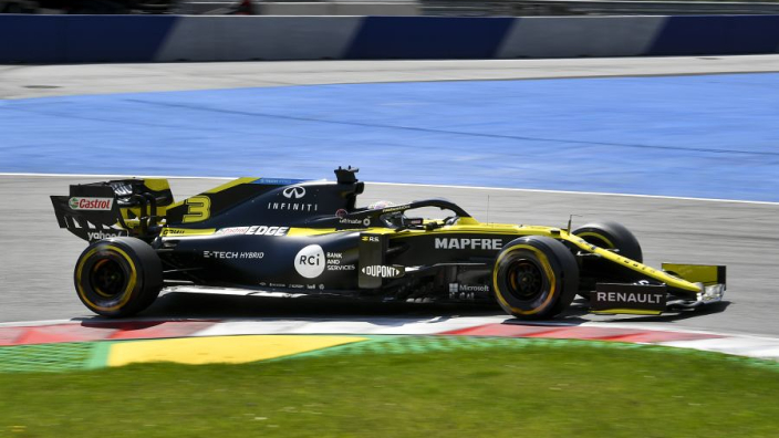 Early season pace caught Renault by surprise - Ricciardo