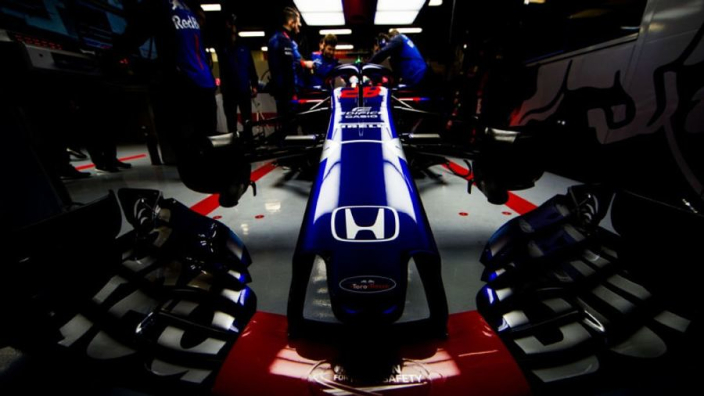 Honda power unit better than Toro Rosso chassis in 2018