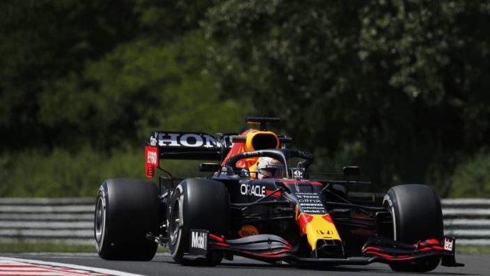 'Bruised' Verstappen shakes off Silverstone smash with Hungarian practice tonic