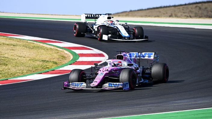 'Perez camp fuelling Williams rumours to pressure Red Bull' - Russell