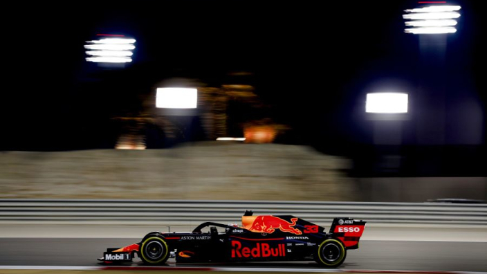 Verstappen explains lack of pace after going slower than Renault
