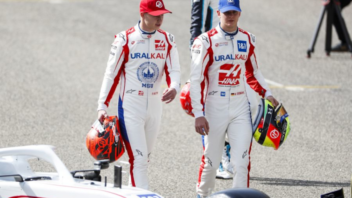 """Haas rookies will """"realise how little they knew"""" - Steiner"""