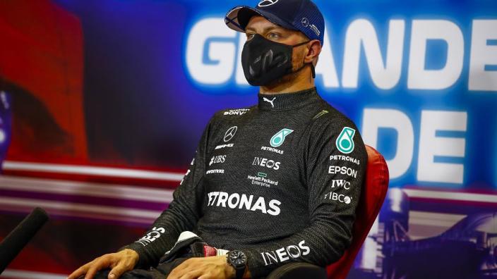 Mercedes 'let Bottas down' - Wolff