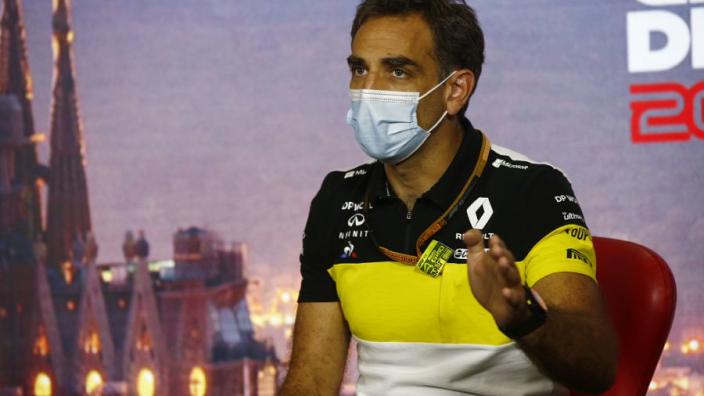 Abiteboul leaves door open for Renault exit