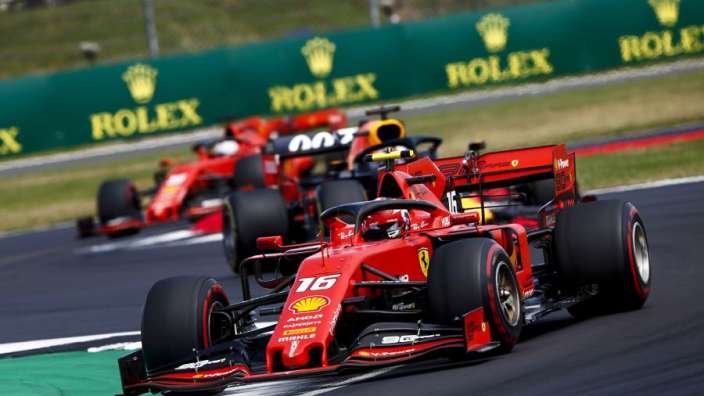 Leclerc: 2019 British GP 'favourite race' of my career